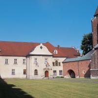 Klasztor od strony dziedzińca 1